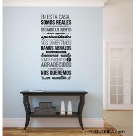 """Vinilo """"En esta casa"""""""