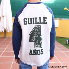 Camiseta Baseball personalizada