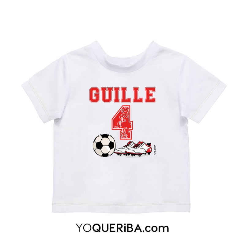 ea8a69abfe6e8 Camiseta bebé y niños
