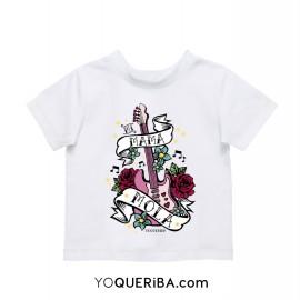 """Camiseta bebés y niños """"Mi mamá mola"""""""