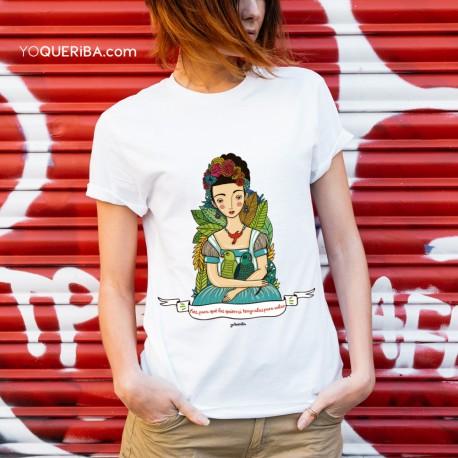 """Camiseta """"Frida Kahlo"""""""
