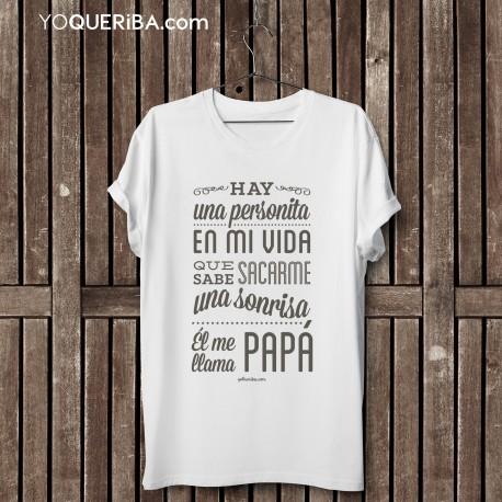 "Camiseta hombre  ""Mi personita """