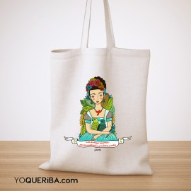 "Tote Bag ""Frida Kahlo"""