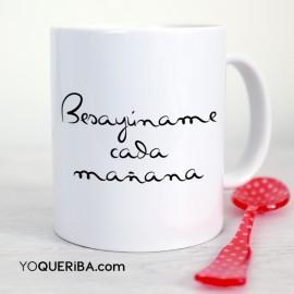 "Taza  ""Besayúname"""""