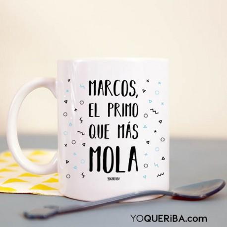"""Taza """"El primo que más mola"""""""