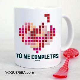 "Taza personalizada ""Tetris"""