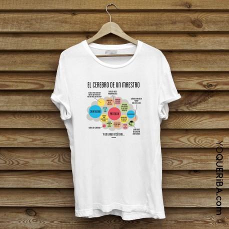 """Camiseta """"Que piensan los profes"""""""
