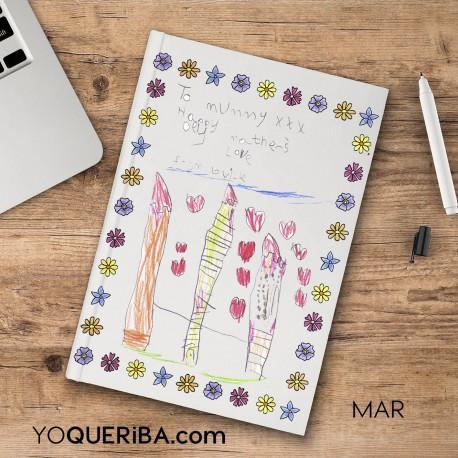 Cuaderno Personalizado con tu diseño