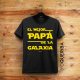 "Camiseta hombre  ""Superpapá """