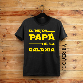 "Camiseta ""Papá Star Wars"""