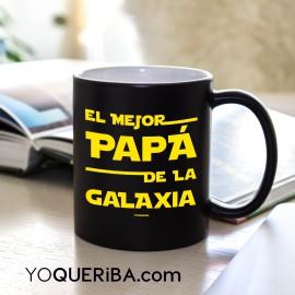 """Taza personalizada  """"Papá Star Wars"""""""