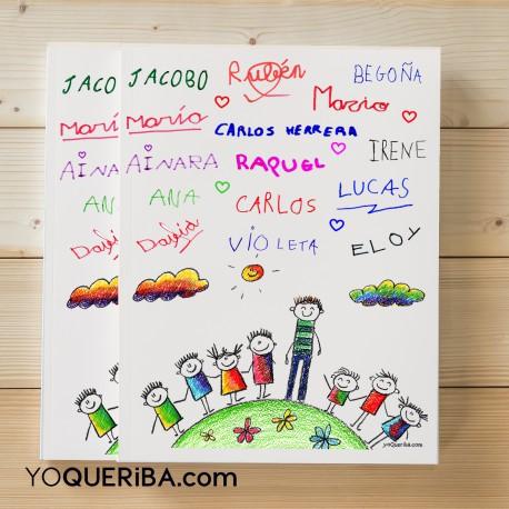 """Cuaderno para profesores """"Firmas"""""""
