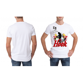 "Camiseta chico ""Hook"""