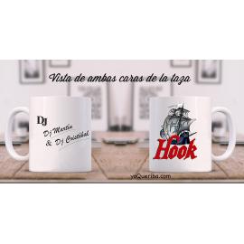 """Taza """"Hook"""""""