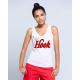 "Camiseta chica tirantes ""HooK"""