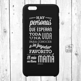"Carcasa ""Mi mayor fan es mamá"""