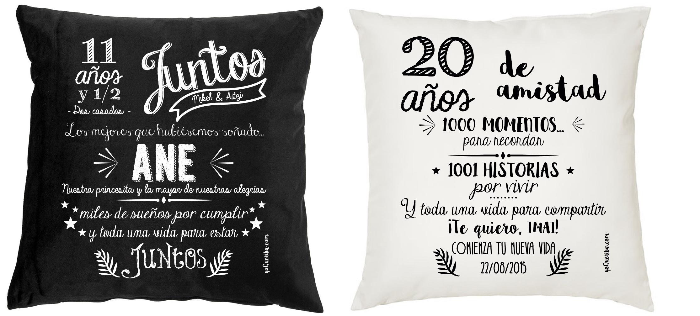 5 Ideas Para Un Regalo De Aniversario Inolvidable El Blog De Yoqueriba - Ideas-aniversario